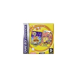 Bob L'eponge le Film + La Photo en Delire 101435  Game Boy Advance