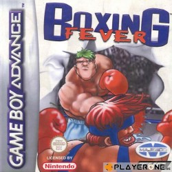 Boxing Fever 101425  Game Boy Advance