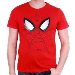 SPIDERMAN - T-Shirt Eyes of the Spyder (S) 167994  T-Shirts Spiderman