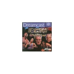 Dreamcast : ECW Anarchy Rules 100575  Dreamcast