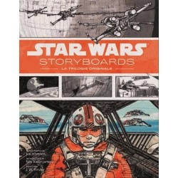 STAR WARS - Story-Boards : La Trilogie Originale 167989  Boeken