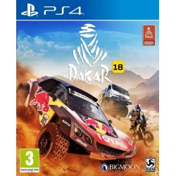 Dakar 18 171762  Playstation 4