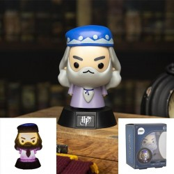 HARRY POTTER - Harry Potter Dumbledore - 10cm 171767  Deco, Wand, Kamer & Nacht Lampen