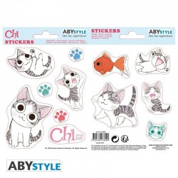 CHI - Stickers - 16x11cm / 2 Sheets - Chi