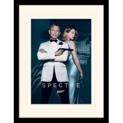 JAMES BOND - Mounted & Framed 30X40 Print - Spectre 171850  Frames