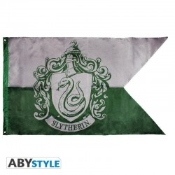 HARRY POTTER - Vlag 70X120cm - Slytherin 171873  Vlaggen