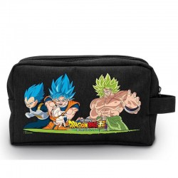 DRAGON BALL - Toilet Bag - Broly Vs Goku