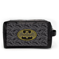 DC COMICS - Toilet Bag - Batman Logo