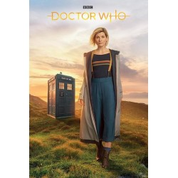 DOCTOR WHO - Poster 61X91 - 13th Doctor 171896  Posters
