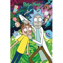 RIck & Morty - Poster 61X91 - Watch 171901  Posters