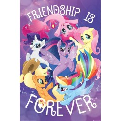 MY LITTLE PONY - Poster 61X91 - Friendship is Forever 171904  Posters