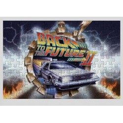 BACK TO THE FUTURE - Puzzle 1000P - Back to the Future II 172080  Puzzels