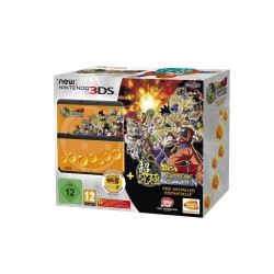 Console New 3DS BUNDLE Dragon Ball (LIMITED EDITION) 145433  2DS/3DS