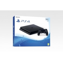 Console PS4 SLIM - 500 GB Black 152873  PS4