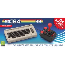 Console The C64 Mini 163004  Retro Consoles