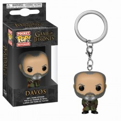 Pocket Pop Keychains : Game of Thrones - Davos 172177  Sleutelhangers