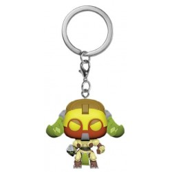 Pocket Pop Keychains : Overwatch - Orisa 172180  Sleutelhangers