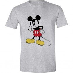 DISNEY - T-Shirt - Mickey Mouse Angry Face (S) 172228  T-Shirts Disney