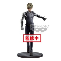 ONE PUNCH MAN - Figurine DXF - Genos - 20cm 172287  One Punch Man