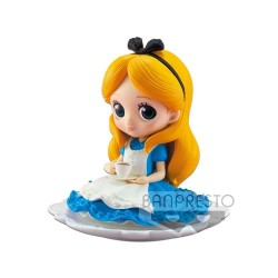 DISNEY - Q Posket SUGIRLY Alice Normal Color Version - 9cm 172312  Disney