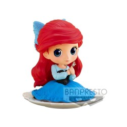 DISNEY - Q Posket SUGIRLY Ariel Normal Color Version - 9cm 172313  Disney