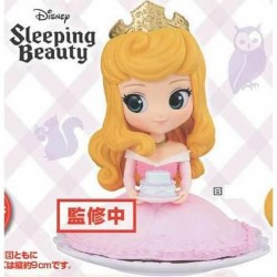 DISNEY - Q Posket SUGIRLY Princess Aurora Pastel Color Version - 9cm 172315  Disney