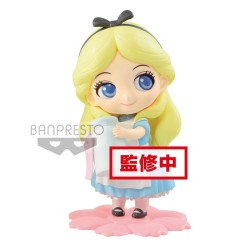 DISNEY - Q Posket SWEETINY Alice Milky Color Version - 10cm 172317  Disney