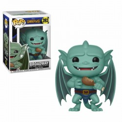 DISNEY - Bobble Head POP N° 393 - Gargoyles : Broadway 167925  Bobble Head