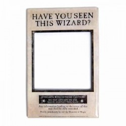 HARRY POTTER - Photo Frame Magnet 10 X 15 - Sirius Black 172367  Harry Potter
