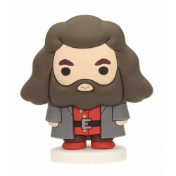 HARRY POTTER - Rubber Mini Figure 6cm - Hagrid 172423  Harry Potter