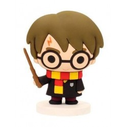 HARRY POTTER - Rubber Mini Figure 6cm - Harry Potter 172424  Harry Potter