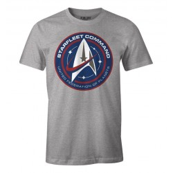 STAR TREK - T-Shirt Starfleet Command (S) 172453  T-Shirts Star Trek