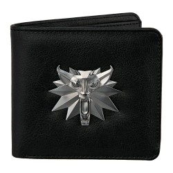 THE WITCHER - White Wolf Bi-Fold Wallet 172714  Portefeuilles