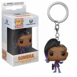 Pocket Pop Keychains : Overwatch - Sombra 167909  Pocket Pop Keychains
