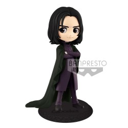 HARRY POTTER - Q Posket Severus Snape Normal Color Version - 15cm 172906  Disney Q-Posket