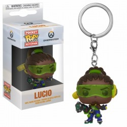 Pocket Pop Keychains : Overwatch - Lucio 167906  Pocket Pop Keychains