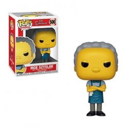 THE SIMPSONS - Bobble Head POP N° 500 - Moe 172939  Bobble Head