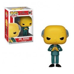 THE SIMPSONS - Bobble Head POP N° 501 - Mr. Burns 172940  Bobble Head