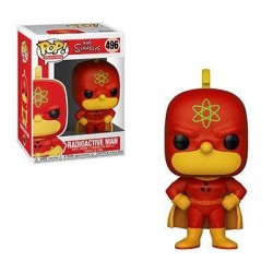 THE SIMPSONS - Bobble Head POP N° 496 - Radioactive Man 172941  Bobble Head