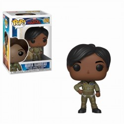 CAPTAIN MARVEL - Bobble Head POP N° 430 - Maria Rambeau