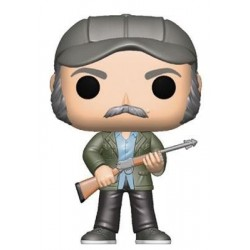 JAWS - Bobble Head POP N° xxx - Quint 173025  Bobble Head