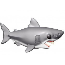 JAWS - Bobble Head POP N° xxx - Jaws OVERSIZE 173026  Bobble Head