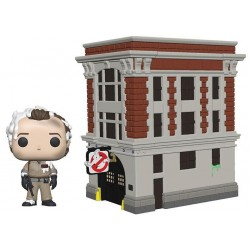 GHOSTBUSTERS - Bobble Head POP TOWN N° xx - Dr Peter & House 173028  Bobble Head