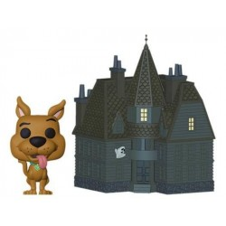 SCOOBY DOO - Bobble Head POP TOWN N° xx - Haunted Mansion 173029  Bobble Head