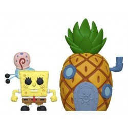 SPONGEBOB - Bobble Head POP TOWN N° xx - Spongebob with Pineapple 173030  Bobble Head