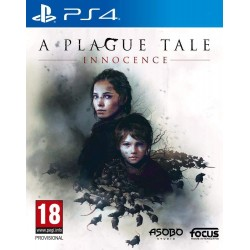 A Plague Tale: Innocence 173041  Playstation 4
