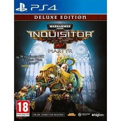 Warhammer 40K Inquisitor Martyr Deluxe Edition 165969  Playstation 4