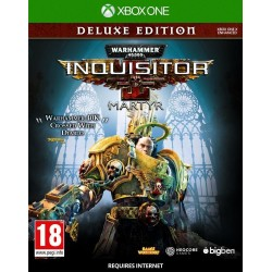 Warhammer 40K Inquisitor Martyr Deluxe Edition 165970  Microsoft Xbox
