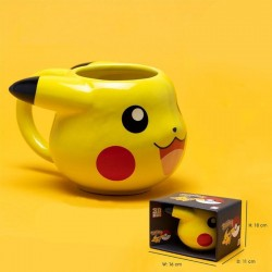 POKEMON - 3D Beker 475 ml - Pikachu