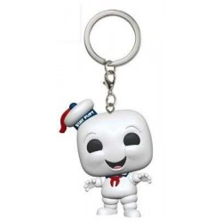 Pocket Pop Keychains : GHOSTBUSTERS - Stay Puft 173102  Sleutelhangers